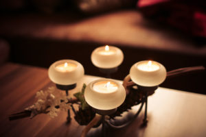 Maria Lichtmess vier Kerzen