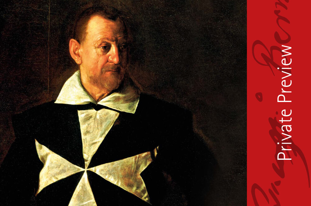 Malteser Private Preview Caravaggio & Bernini Veranstaltung Fürhung Kunsthistorisches Museum MHDA Malteser