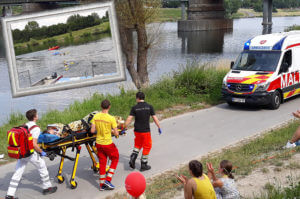 Donauinselfest Sicherheitsshow Helfer Wiens Veranstaltung MHDA