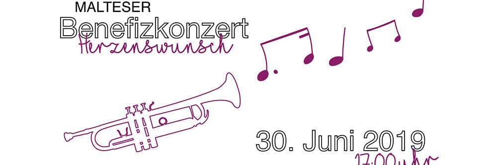 Malteser Benefizkonzert Herzenswunsch Veranstaltung MHDA Konzert