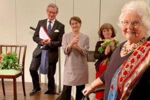 Benefizlesung Gassner Barbara Malteser Betreuungsdienst Veranstaltung MHDA MBD