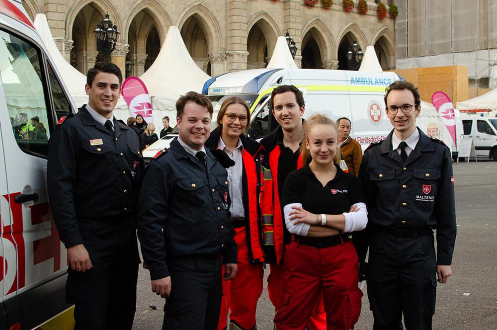 Malteser Wiener Sicherheitsfest 2019 MHDA Wien Veranstaltung