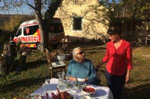 Herzenswunsch Frau Strobele Gaaden Malteser Veranstaltung