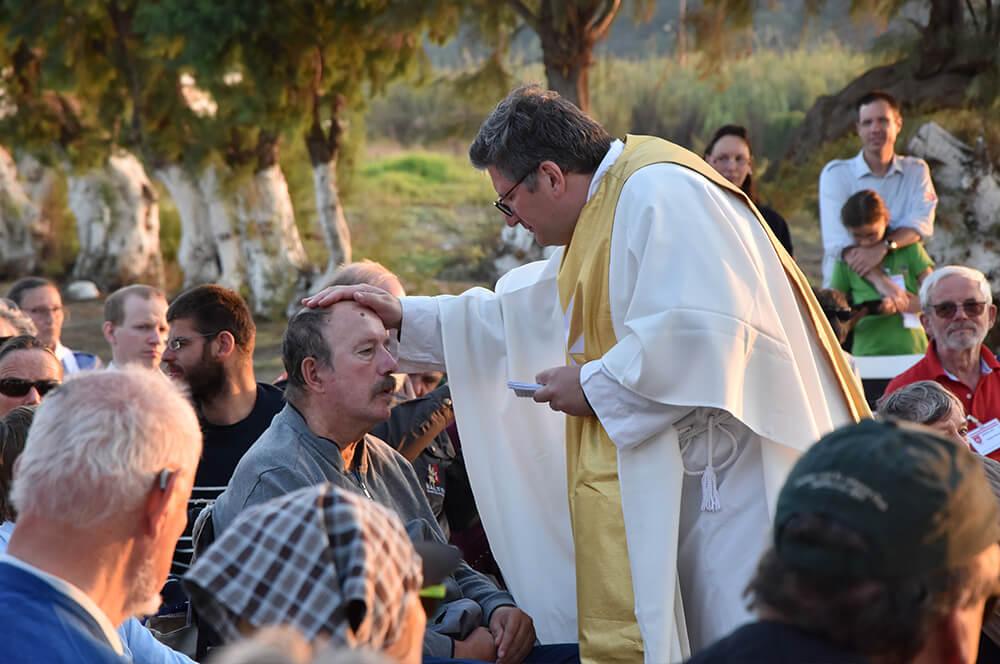 Malteser Pilgerreise Rhodos Wallfahrt Veranstaltung MHDA