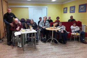 Welttag der Armen Kinonachmittag Tirol Veranstaltung MHDA