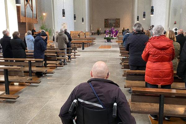 Monatsmesse Vorarlberg Dezember Veranstaltung Malteser Tirol