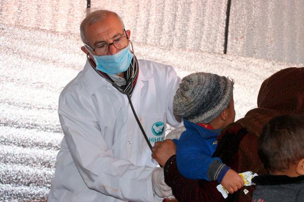 Malteser International Syrien Idlib Katastrophen
