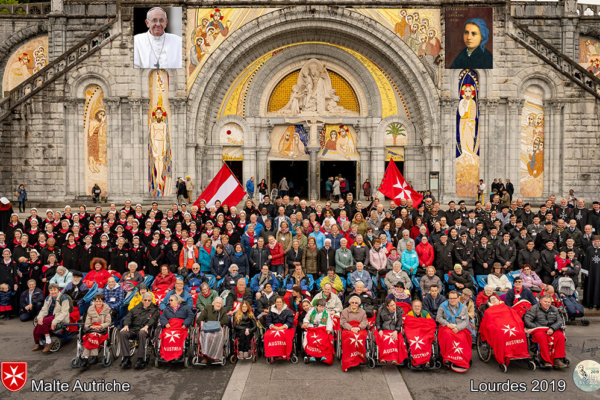 Malteser Wallfahrt Lourdes 2020 Tag 5 TB