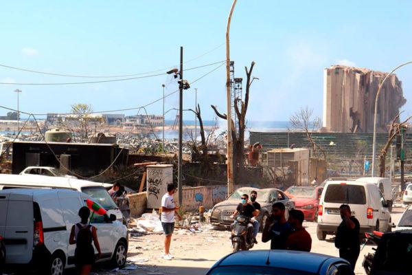 Malteser International Beirut Explosion 2020 5 1