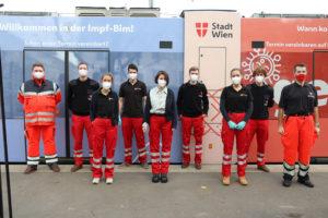 Malteser Wien Impf Bim Dienst MHDA