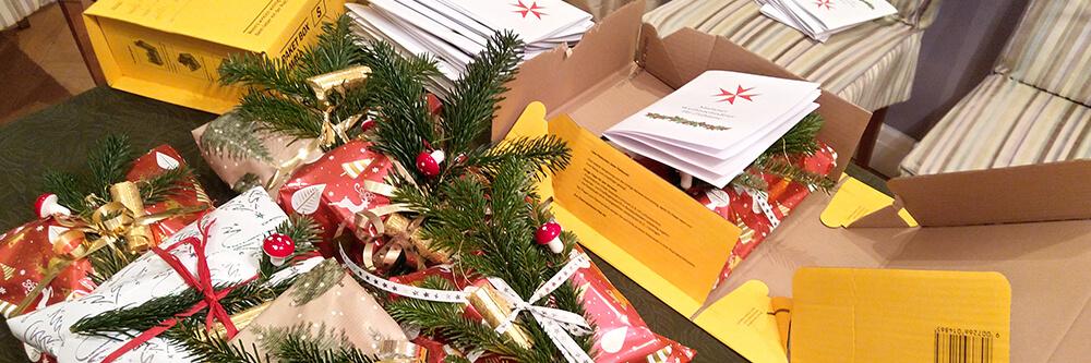 Malteser Oberoesterreich Weihnachtspost BB