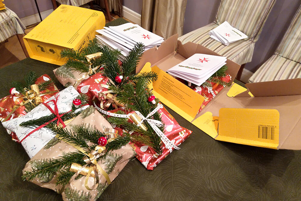 Malteser Oberoesterreich Weihnachtspost 2