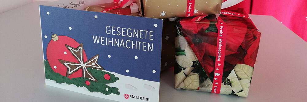 Malteser Salzburg Weihnachtsgeschenke 2020 BB