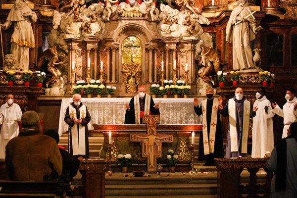 Malteser Wien EDW Franziskanerkirche Welttag der Armen 2