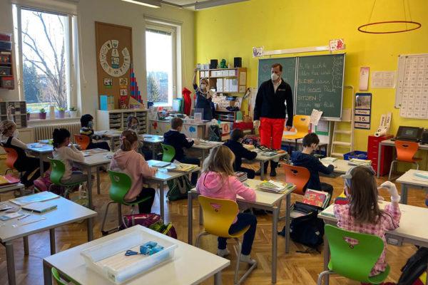 Malteser Steiermark Unterstuetzung Coronatests Schulstart 1