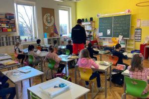Malteser Steiermark Unterstuetzung Coronatests Schulstart 4