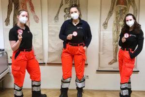 Malteser Wien neue Rettungssanitaeterinnen 3