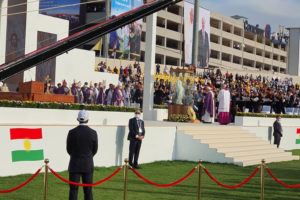 Malteser International Papst besucht Irak 10