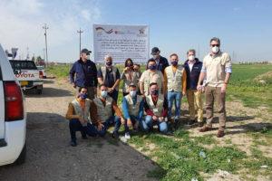Malteser International Papst besucht Irak 11