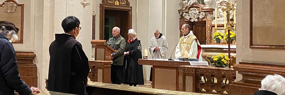 Malteser Salzburg Messe am Weltkrankentag BB