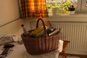 Malteser Tirol Einkaufsdienst Wocheneinkauf 3