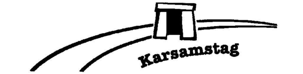 Beitragsbild Homepage Karsamstag