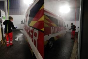 Malteser Salzburg Vor dem Dienst ist nach dem Dienst 2