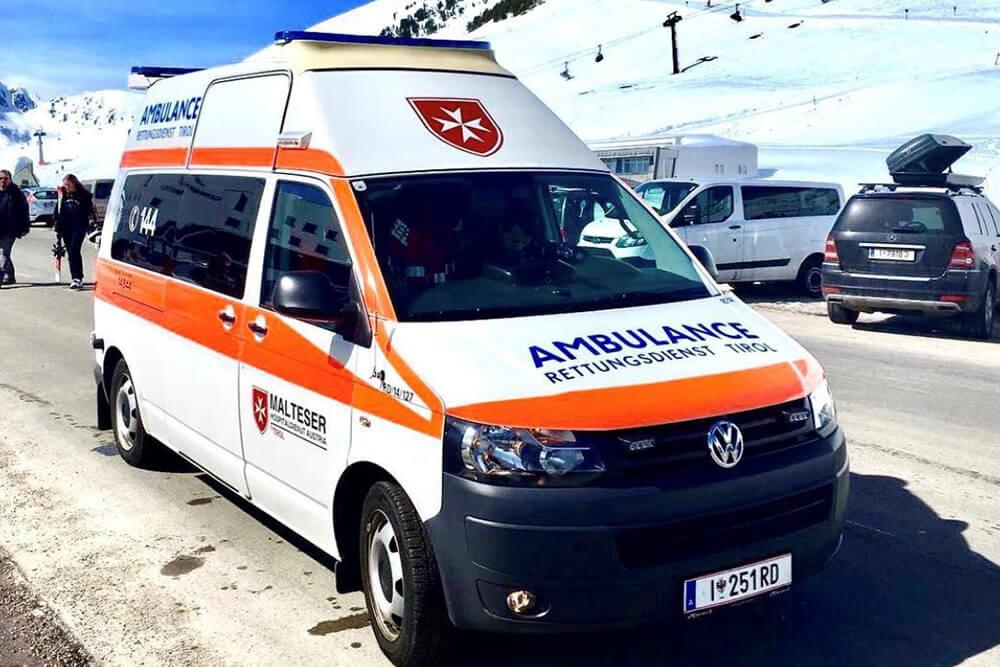 Malteser Tirol Rettungsdienst 2