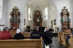 Malteser Tirol Vorarlberg Ausflug Maria Bildstein 5