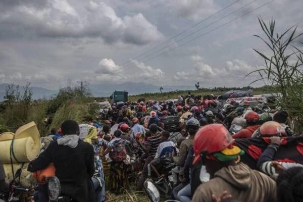 Malteser International DR Kongo Vulkanausbruch