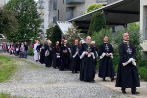 Malteser Steiermark Fronleichnam Prozession 2