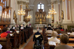 Malteser Steiermark Fronleichnam Prozession 3