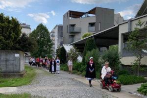 Malteser Steiermark Fronleichnam Prozession 4