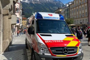 Malteser Tirol Fronleichnam Landesprozession 4