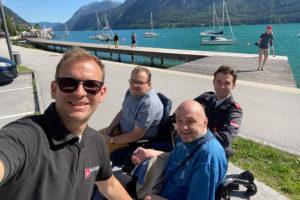 Malteser Tirol Ausflug Achensee 02
