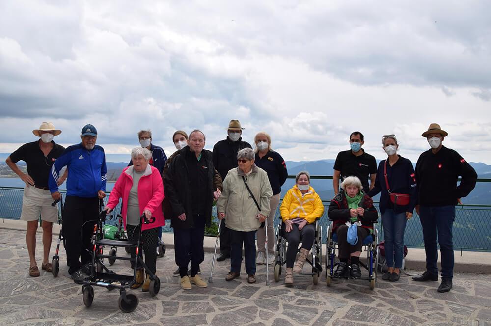 Malteser Burgenland Ausflug Reichenau Rax 02