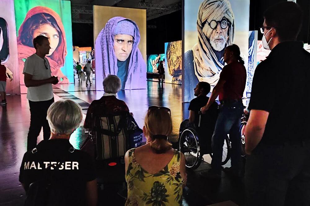 Malteser Steiermark Sonderdienst Ausstellung 03