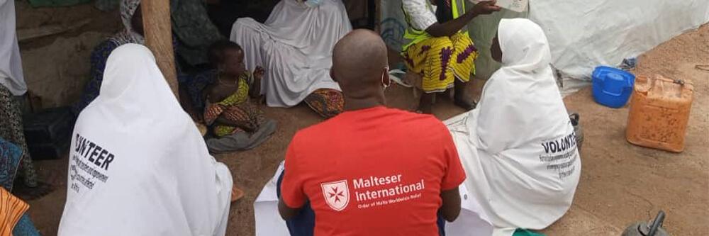 Malteser International Cholera Nigeria BB