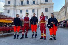 Malteser Salzburg Ambulanzdienst Messe 01